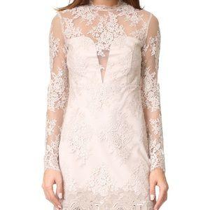 Free People Saylor Leandra Lace Dress